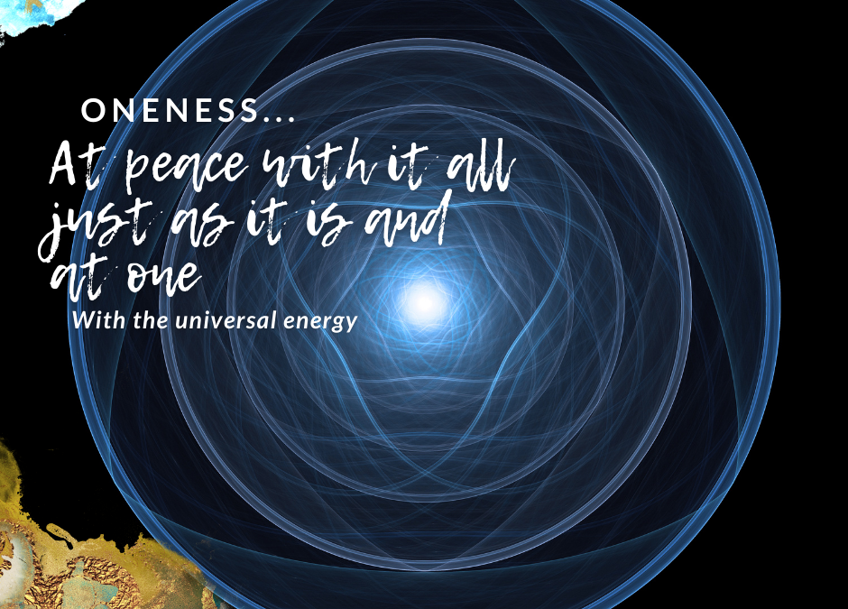 A Path to Universal Energy – Oneness